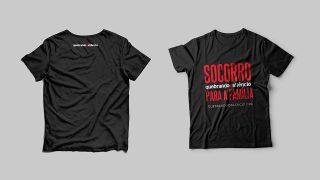 Camiseta | Quebrando o Silêncio 2021
