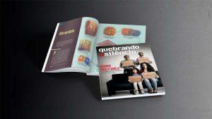 Revista | Quebrando o Silêncio 2021