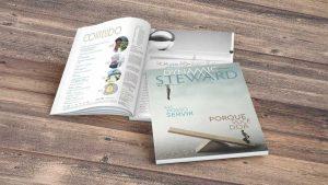 Eu posso servir | Revista Mordomo Dinâmico