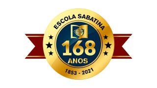 Logo – Aniversário de 168 anos da Escola Sabatina