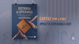 Cartaz | Impacto Esperança 2021