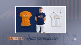 Camiseta | Impacto Esperança 2021