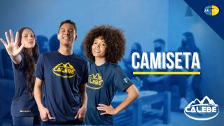 Camiseta | Missão Calebe 2022