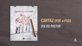 Cartaz – Dia do Pastor 2021