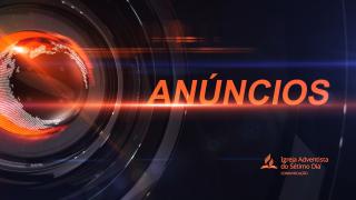 Vinheta para momento de anúncios | Ministério da Comunicação | Igreja Adventista do Sétimo Dia