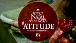 Natal é atitude