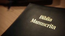 Bíblia Manuscrita