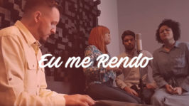Eu me rendo – Cover
