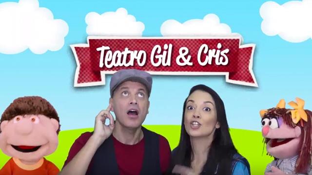 Teatro Gil e Cris