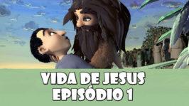 Jesus é batizado