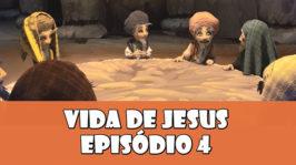 Jesus se entristece