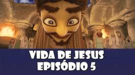 Jesus é preso e interrogado