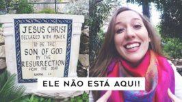 Jardim da Tumba: a ressurreição