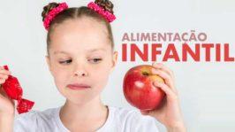 Alimentação saudável de Crianças