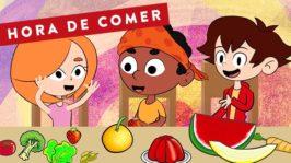 Hora de comer – Espanhol