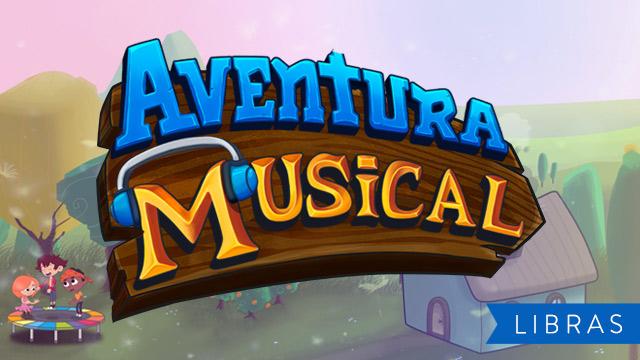 Aventura Musical – LIBRAS