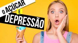 Açúcar causa depressão e insônia