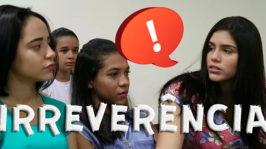 Reverência na casa de Deus