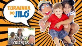 Jiló no Dia das Crianças