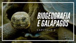 Biogeografia e Galápagos