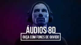 Áudios 8D