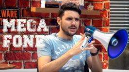 MegaFone – Não Se Cale!