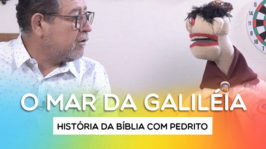 O mar da Galiléia