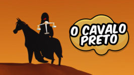 O cavalo preto do apocalipse