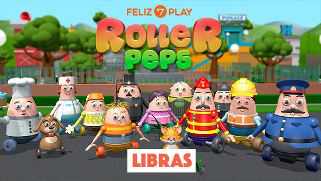 Roller Peps (LIBRAS)