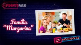Família perfeita X Família da vida real