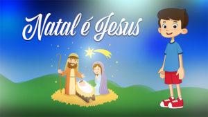 Natal é Jesus