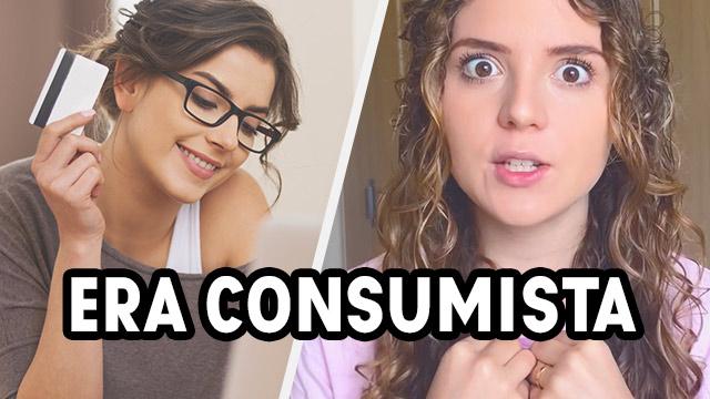 O jovem e a era consumista