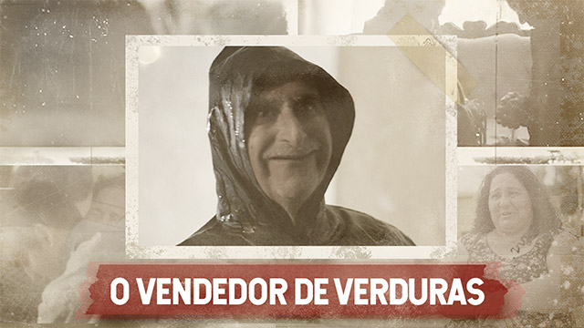 O vendedor de verduras