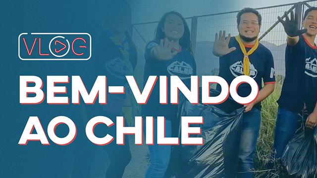Bem-vindo ao Chile