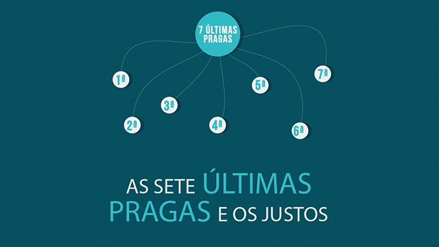 As sete últimas pragas e os justos