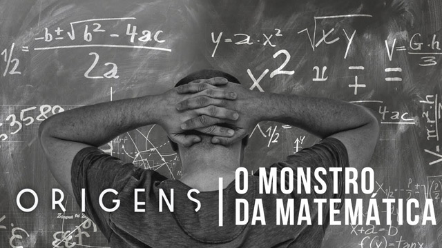 O monstro da matemática