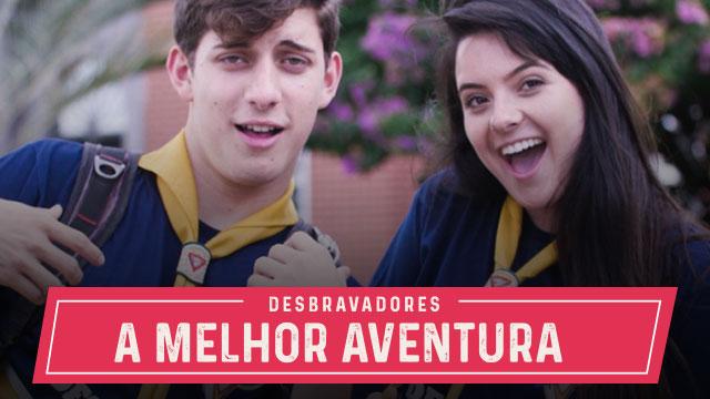 A melhor aventura