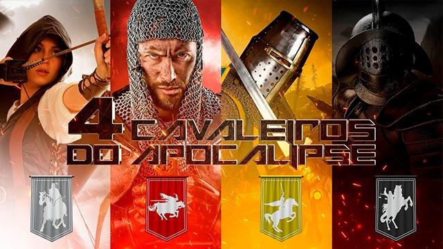 4 Cavaleiros do Apocalipse