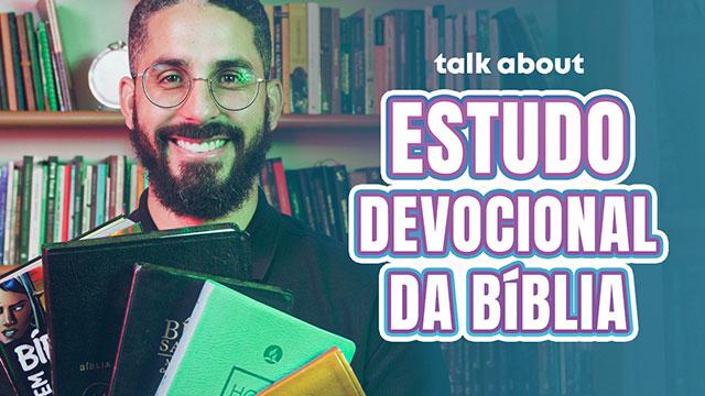Estudo devocional da Bíblia