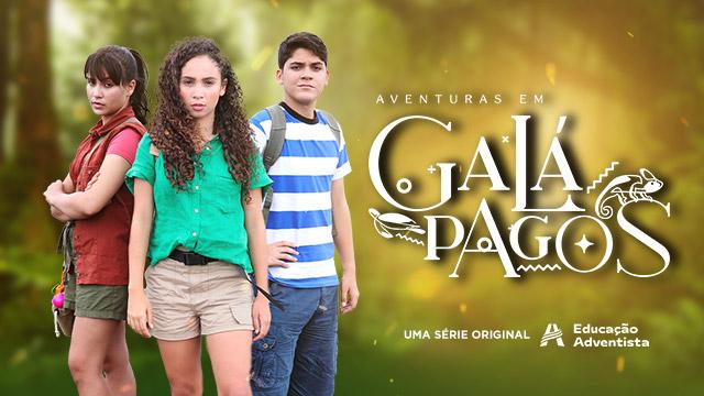 Aventuras em Galápagos