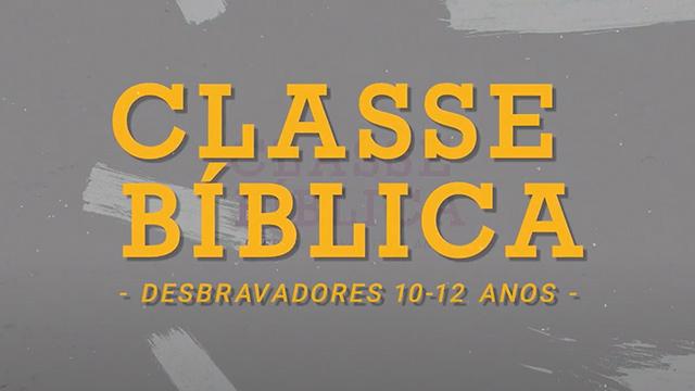 Estudos Bíblicos – Desbravadores