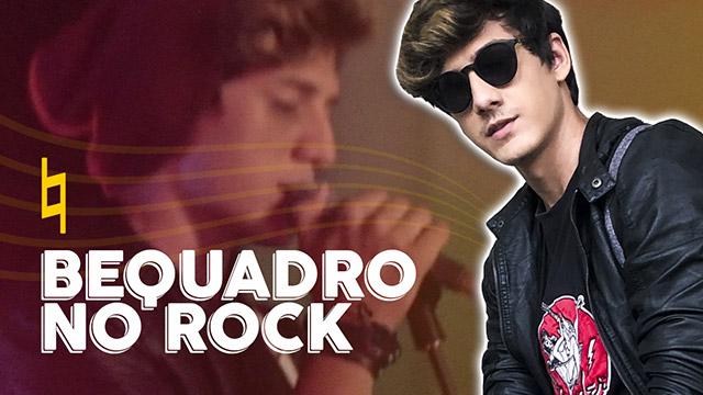 Bequadro no rock