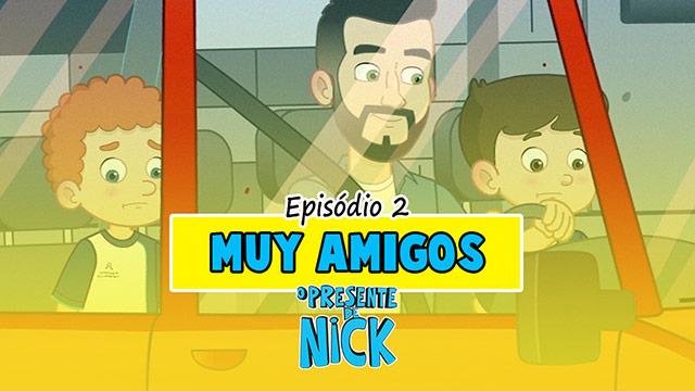"""""""Muy Amigos"""""""