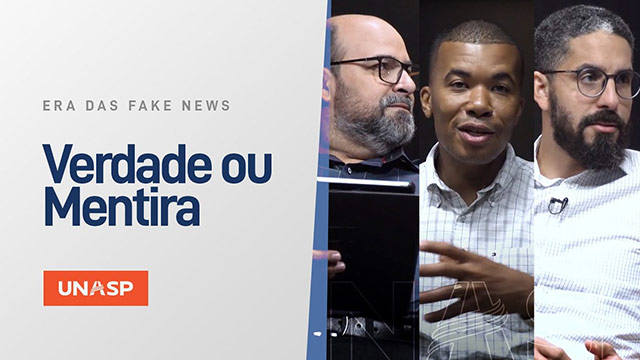 Cap 3. A Era das Fake News