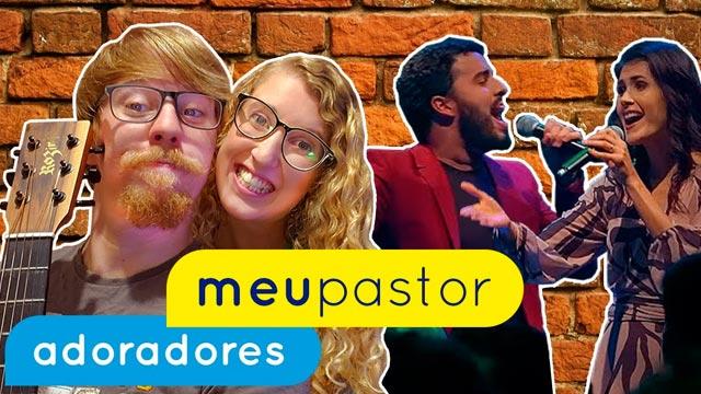 Meu Pastor – Adoradores (aula de violão)