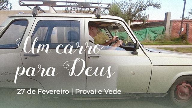 Um carro para Deus
