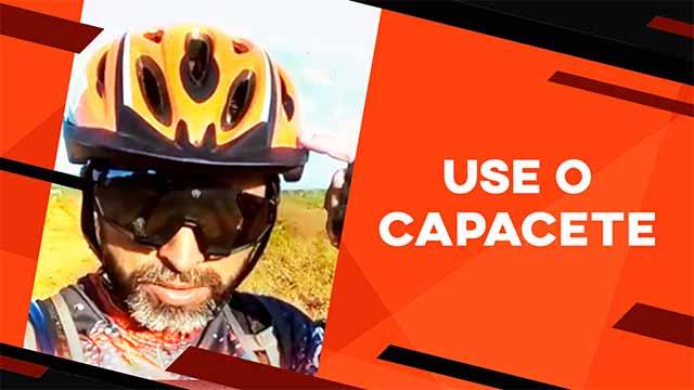 Use o capacete
