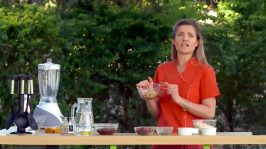 receta vegetariana: galletitas de avena y mermelada