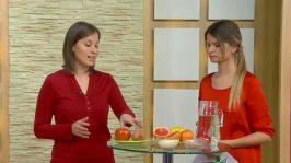 Variedad de jugos naturales
