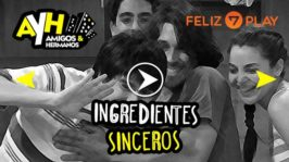 Ingredientes sinceros – 8
